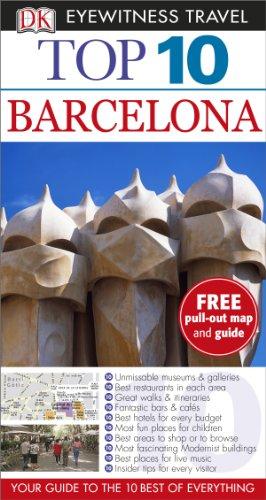 DK Eyewitness Top 10 Travel Guide: Barcelona by Annelise Sorensen