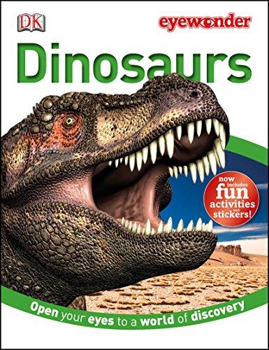 Dinosaur (Eyewitness) By DK