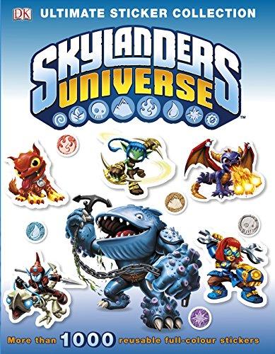 Skylanders Universe Ultimate Sticker Collection By DK