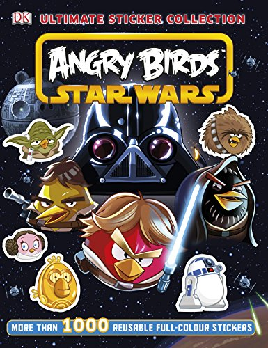Angry Birds Star Wars Ultimate Sticker Collection by DK