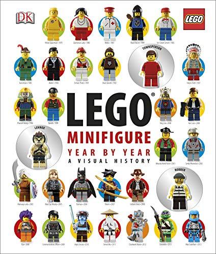 LEGO (R) Minifigure Year by Year A Visual History von DK