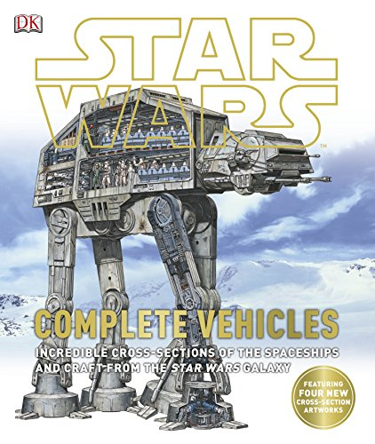 Star Wars Complete Vehicles By DK
