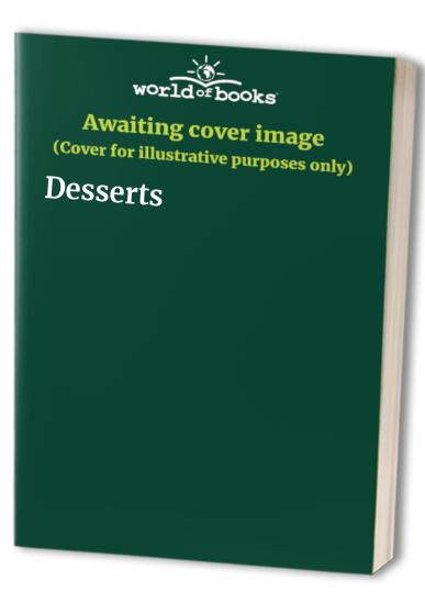 Desserts By Mary Berry