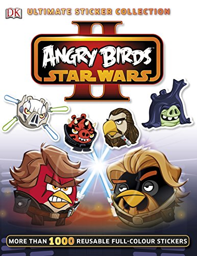 Angry Birds Star Wars II Ultimate Sticker Collection By Emma Grange