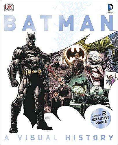 Batman A Visual History von Matthew K. Manning
