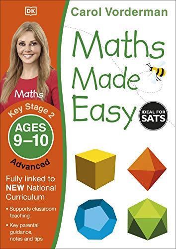 Maths Made Easy: Advanced, Ages 9-10 (Key Stage 2) von Carol Vorderman