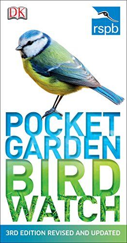 RSPB Pocket Garden Birdwatch By Mark Ward