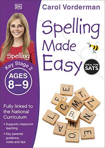 Spelling Made Easy, Ages 8-9 (Key Stage 2) von Carol Vorderman
