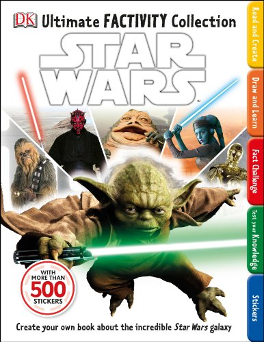Star Wars Ultimate Factivity Collection (Dk Ultimate Factivity Collectn) By DK