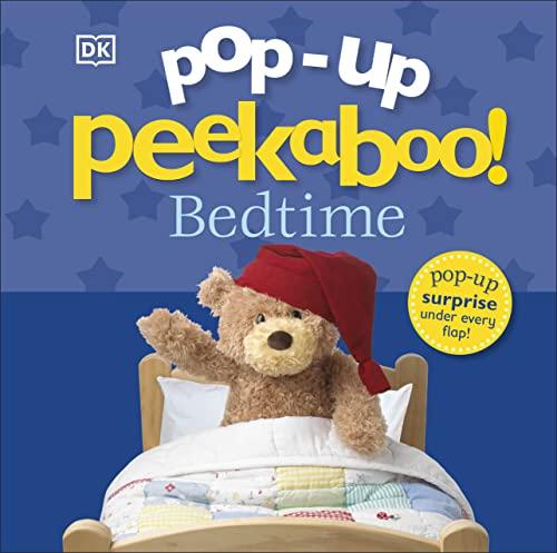 Pop-Up Peekaboo! Bedtime By DK
