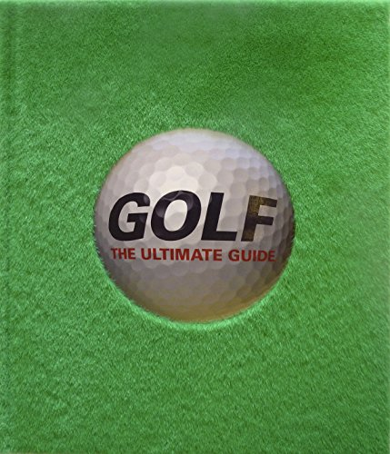 Golf The Ultimate Guide By DK