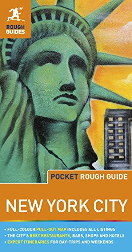 Pocket Rough Guide New York City by Martin Dunford