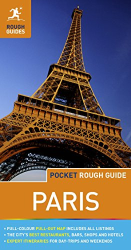 Pocket Rough Guide Paris by Ruth Blackmore