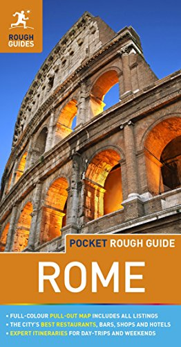 Pocket Rough Guide Rome by Martin Dunford