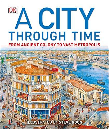A City Through Time von Steve Noon