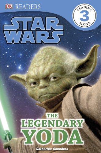 Star Wars The Legendary Yoda By Catherine Saunders