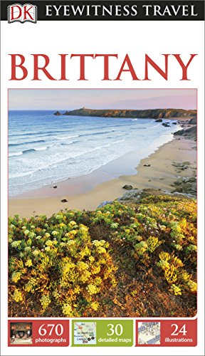DK Eyewitness Travel Guide: Brittany by