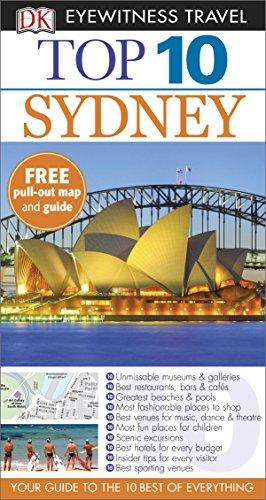DK Eyewitness Top 10 Travel Guide: Sydney by Rachel Neustein
