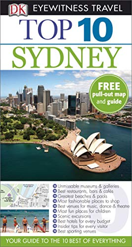 DK Eyewitness Top 10 Travel Guide: Sydney by Steve Womersley
