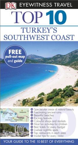 DK Eyewitness Top 10 Turkey's Southwest Coast By DK Eyewitness
