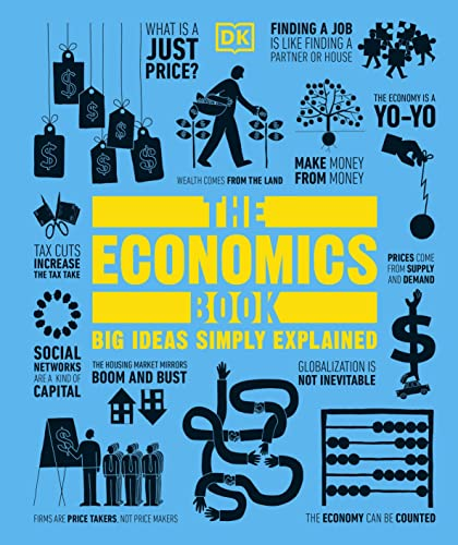 The Economics Book By DK
