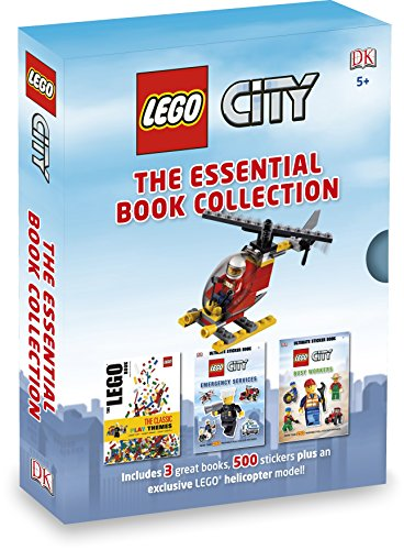 Lego City: Essential Book Collection By Kindersley Dorling