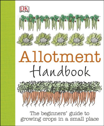 Allotment Handbook By Simon Akeroyd