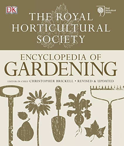 RHS Encyclopedia of Gardening By Editor-in-chief Christopher Brickell