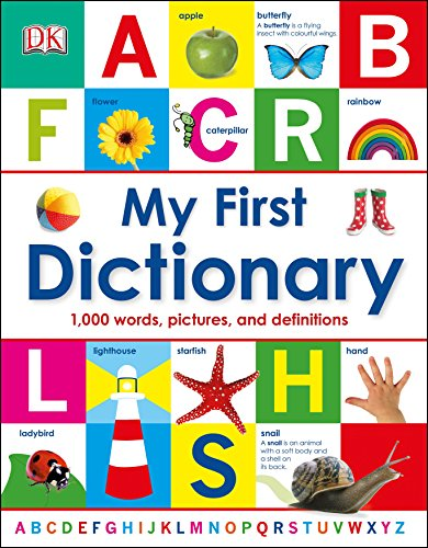 My First Dictionary (DK) By DK