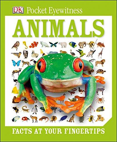 DK Pocket Eyewitness Animals By DK