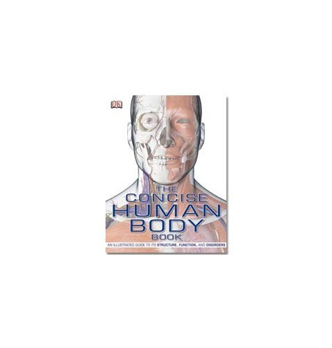 The Concise Human Body Book [Paperback] by DK