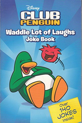 Club Penguin: Waddle Lot of Laughs Joke Book By Ladybird