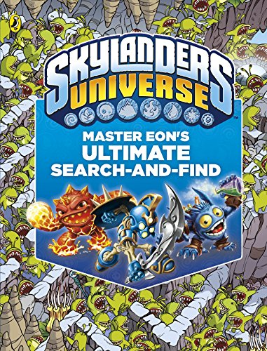 Skylanders: Master Eon's Ultimate Search-and-Find By None