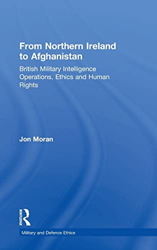 From Northern Ireland to Afghanistan By Jon Moran