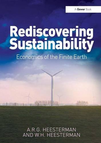 Rediscovering Sustainability By Mr. A. R. G. Heesterman