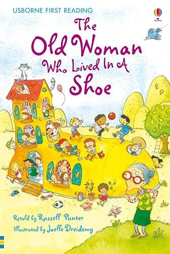 Old Woman Who Lived in the Shoe (First Reading Level 2) By NILL