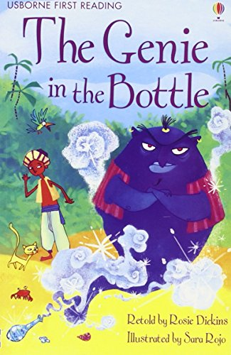 Genie in the Bottle (First Reading Level 2) By NILL