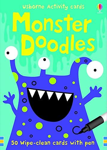 Monster Doodles von Fiona Watt