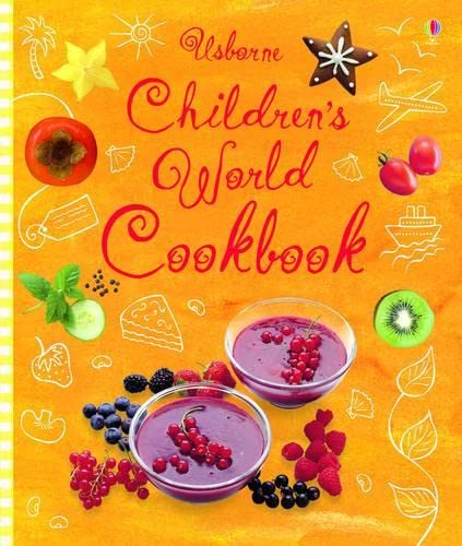 Children's World Cookbook by Sarah Khan