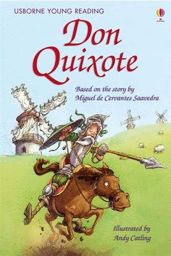 Don Quixote By Mary Sebag-Montefiore