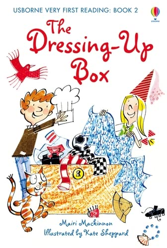 The Dressing Up Box (First Reading) (1.0 Very First Reading) By Mairi Mackinnon