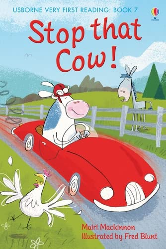 Stop That Cow (First Reading) (1.0 Very First Reading) By Mairi MacKinnon