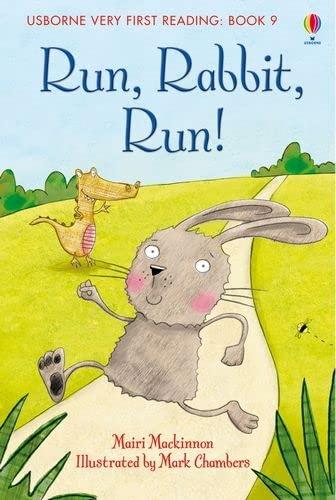 Run, Rabbit, Run! By Mairi Mackinnon