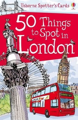 50 Things to Spot in London von Rob Lloyd Jones