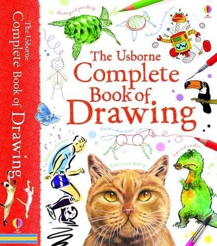 Complete Book of Drawing (Art Ideas) By Alastair Smith