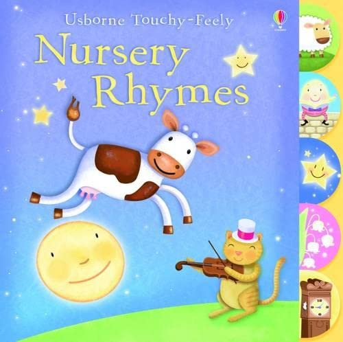 Touchy-feely Nursery Rhymes By Kerry Meyer