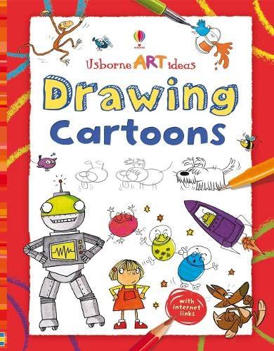 Drawing Cartoons (Art Ideas) By Anna Milbourne