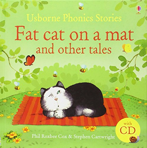 Fat cat on a mat and other tales + CD von Stephen Cartwright