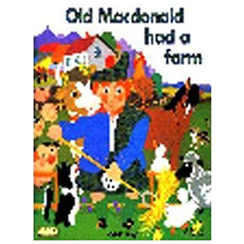 Old Macdonald Had a Farm (First Reading Level 1) By NILL