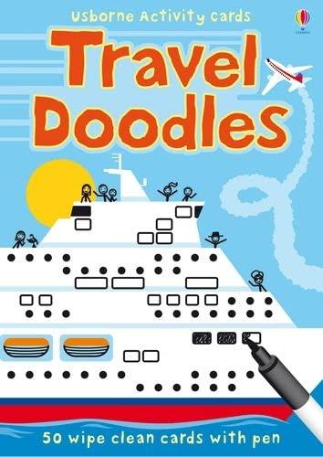 Travel Doodles von Fiona Watt